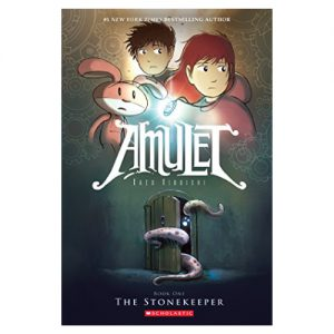 Amulet No. 1 The Stonekeeper