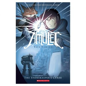 Amulet No. 2 The Stonekeeper Curse