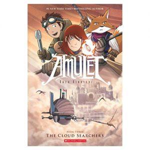 Amulet No.3 The Cloud Searchers