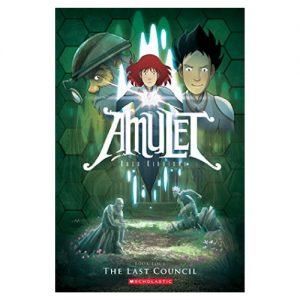 Amulet No. 4: The Last Council