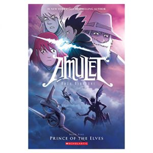 Amulet No. 5: Prince Of The Elves