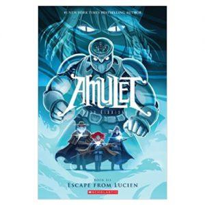 Amulet No. 6 Escape From Lucien