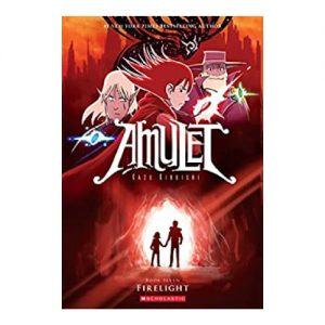Amulet # 7 Firelight