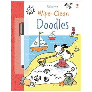 Wipe-Clean: Doodles