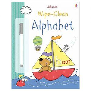 Wipe-Clean: Alphabet