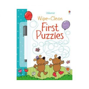 Wipe-Clean: First Puzzles