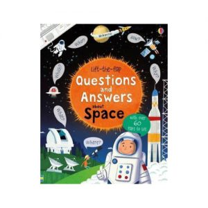 Lift-The-Flap Questions And Answers: About Space