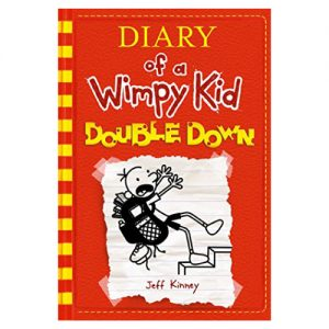 Diary of a wimpy kid 11  Doble Down