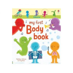My First: Body Book