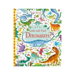 Look And Find: Dinosaurs