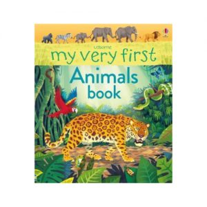 My Very First: Animals Book