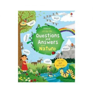 Lift-The-Flap Questions And Answers: About Nature