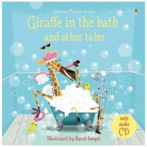 Phonics Stories: Giraffe In The Bath And Other Tales With An Audio Cd