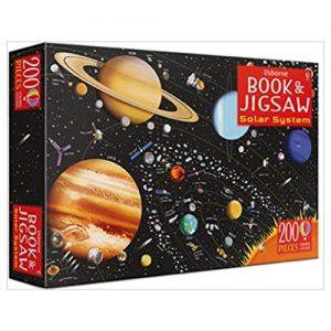 Book & Jigsaw solar sistem