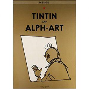 Tintin Alph Art