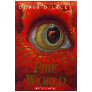 Fire World (The Last Dragon Chronicles #6)