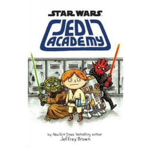 Star Wars Jedi Academy # 7 The New Yourk Times Bestseller