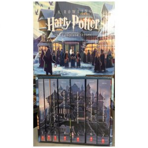 Harry Potter the complete set  7 Books
