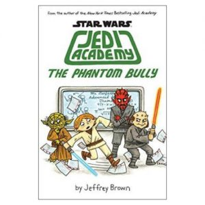 Star Wars Jedi Academy The Phantom # 3