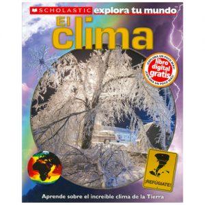 Explora Tu Mundo El Clima