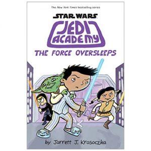 Star Wars: Jedi Academy #5 The Force Oversleeps