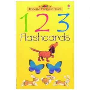 Farmyard Tales 123 Flashcards