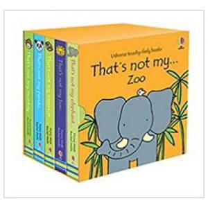 That's Not My Zoo Box Set