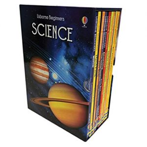 Usborne Beginners Scince Collection 10 Books