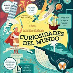 Gran libro illustrado Curiosidades del mundo