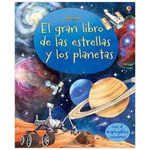 El gran libro de las estrellas y los planetas