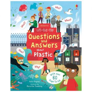 Lift-the-Flap Questions and Answers Plastic
