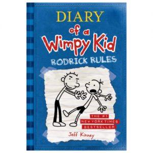 Diary Wimpy Kid Rodrick Rules