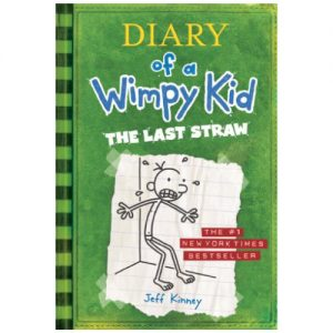 Diary Of A Wimpy Kid The Last  Straw # 3