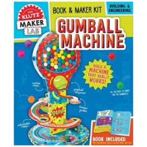 Klutz Maker Lab Gumball Kit