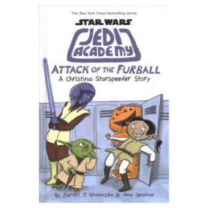 Star Wars Jedi Academy # 7 The New Yourk Times Bestseller (copia)