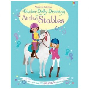 Sticker Dolly Dressing at the Stables