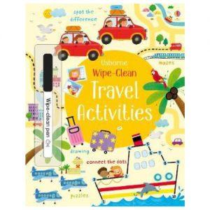 Wipe-Clean: Travel Activities
