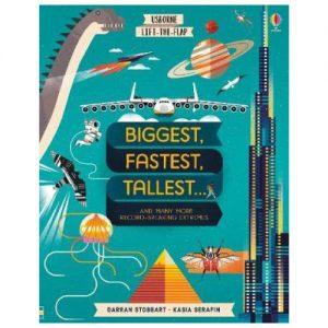 Biggest ,fastest ,tallest