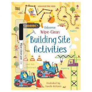 Wipe-Clean: Building Site