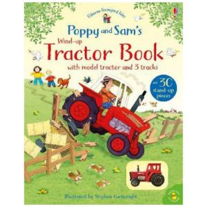 Poppy and Sam's Wind-Up Tractor Book (Farmyard Tales Poppy and Sam)